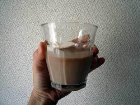 トリムシェイク、チョコレート味